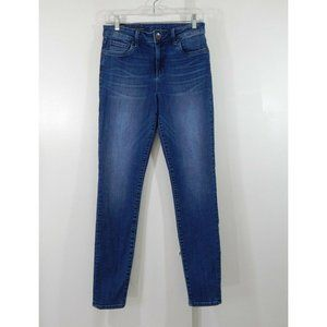 KUT FROM THE KLOTH jeans high rise toothpick 8
